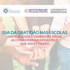 Dia da Gratidão nas Escolas